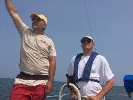 Captain Scott and I