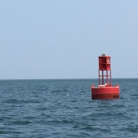 south channel bouy #4