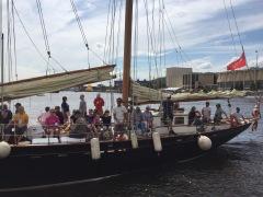 A Happy Sail