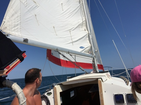 A sweet sail
